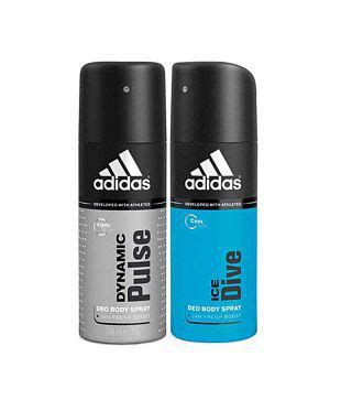 adidas deodorants for men combo pack of 4 assorted mens deodorants buy deos for men online at best prices in