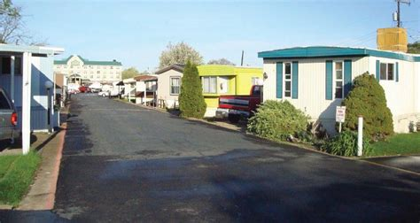 mobile home parks vantage mhp kvm investments