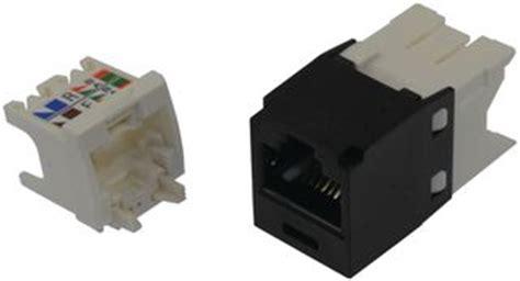 Panduit Modular Cat6 cj688tgbl panduit modular connector cat6 rj45 mini tx6 plus series 8 contacts