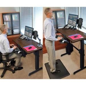Will A Sit Stand Desk Make You Healthier Leanness Standing Desk Research