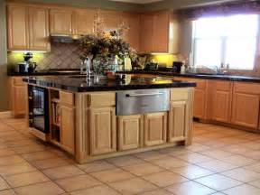 Best Flooring For Kitchens Best Tile For Kitchen Floor Vissbiz