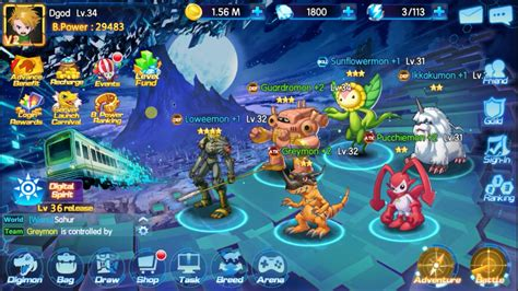 i mod game ios vip 2 rewards digital world digimon ios andriod