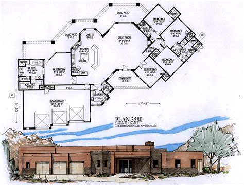 house plans 3500 4000 square feet 3500 to 4500 sq ft 3500 to 4000 square feet