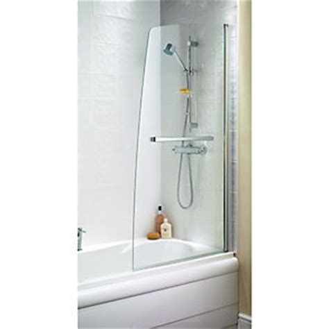 Bath Screens Shower Screens Wickes Wickes Bathroom Accessories
