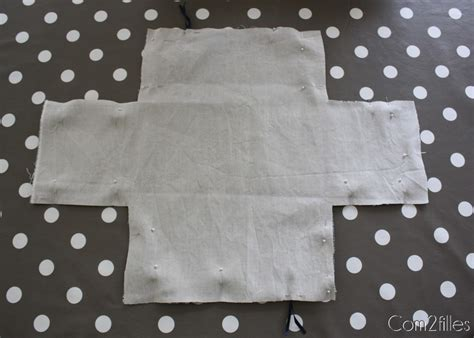 Tuto Housse Boite Mouchoirs Tissu by Couture Facile Diy Housse Boite 224 Mouchoirs