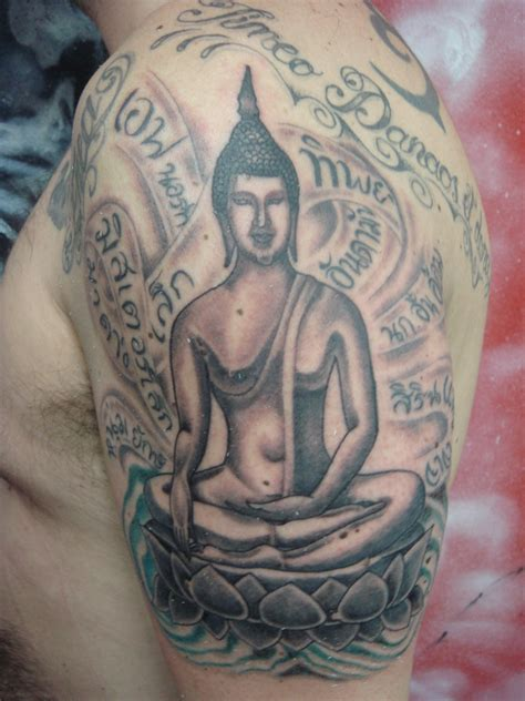 thai tattoos meanings and design buddhist tattoos designs ideas and meaning tattoos for you