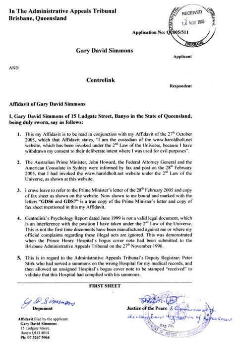 Estoppel Certificate Template – Promissory Estoppel Images   Frompo