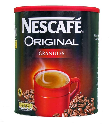 Coffee Nescafe nescafe original coffee 1 kilo tin bc1005 163 24 95