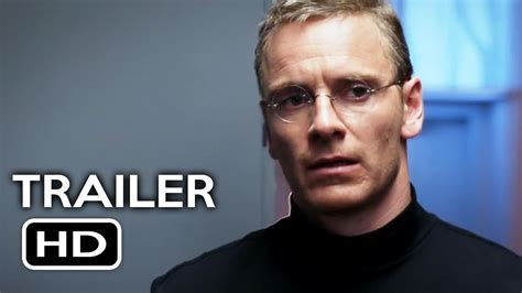 biography of steve jobs youtube steve jobs official trailer 2 2015 michael fassbender