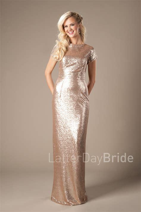 Bridesmaid Dresses Slc - megan modest prom dress for 2017 latterdaybride prom