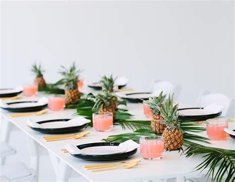 come apparecchiare un tavolo pranzo di compleanno estivo design casa creativa e