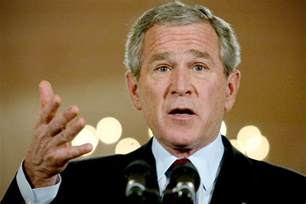 Bush by George W Bush To Help Group That Converts Jews In Effort