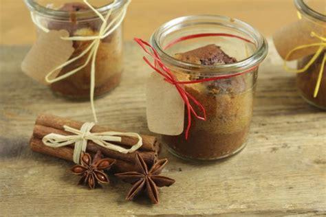 weihnachtsgeschenk kuchen im glas 15 weihnachtliche geschenke aus der backstube