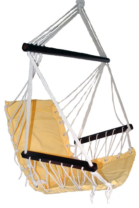 hammock rope swing chair omni patio swing seat hanging hammock cotton rope chair