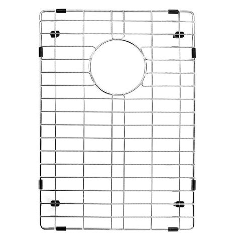 kitchen sink grid vigo 12 in x 18 in kitchen sink bottom grid vgg1218