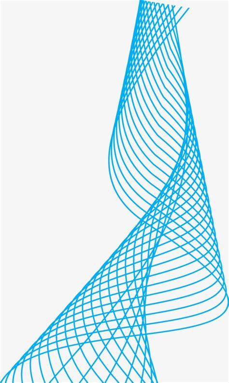 convertir imagenes a vectores en illustrator espiral azul lineas vector material rayas en espiral de