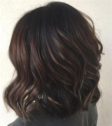 how to hightlight dark brown hair yourself 17 best ideas about balayage black hair on pinterest