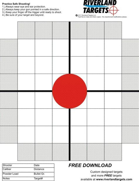 printable shooting targets software 143 best images about paper shooting targets on pinterest