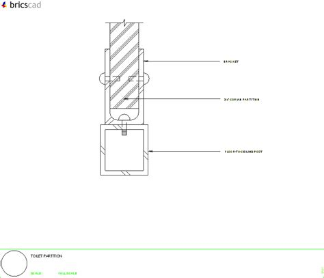 Corian Details How To Connect A Partition To An End Support Aia Cad