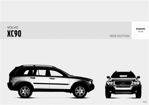 service manuals schematics 2004 volvo xc90 user handbook 04 volvo xc90 2004 owners manual download manuals technical