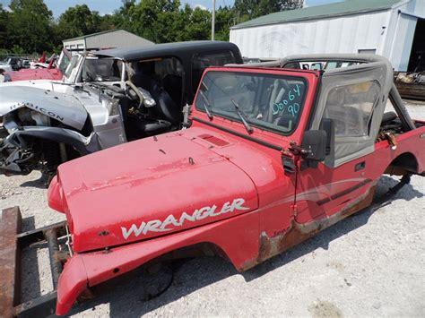 1990 Jeep Yj Parts 1990 Wrangler
