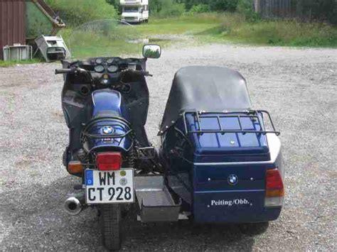 Motorrad Mit Beiwagen In Kurven by Bmw Motorrad Gespann 100 Rt Top Zustand Bestes Angebot