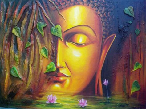 Best 25 Buddha Painting Ideas Canvas Paintings Exporters Exporters From Hyderabad
