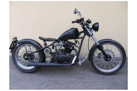 125ccm Motorrad Oldschool by Iron Horse Bobber 125 Ccm In Puch Bei Hallein Auf