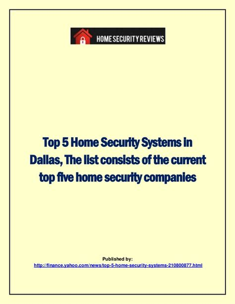top five security system companies security guards companies