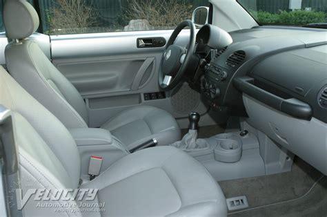 2004 Volkswagen Beetle Interior by Picture Of 2004 Volkswagen New Beetle Cabriolet