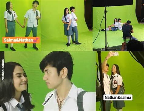 film dear nathan the series syifa hadju zikri daulay bintangi dear nathan the series
