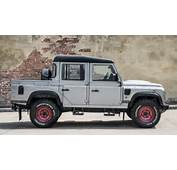 Land Rover Defender 22 TDCI XS 110 Double Cab Pick Up – Chelsea