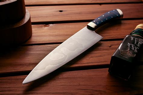 made kitchen knives ironman knives handmade carbon steel kitchen knives
