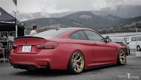 bmw m4 stanced new bmw m4 sitting pretty stancenation form gt function
