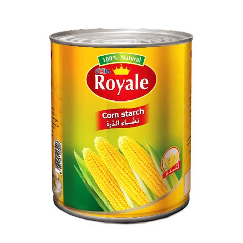 corn starch tins delta food industries fzc