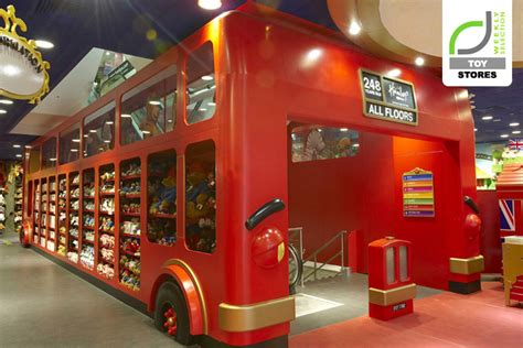 toy stores retail hamleys flagship store by wdl london