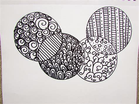 zentangle pattern simple a lively hope art journaling with kids simple zentangle