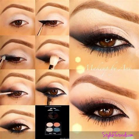 eyeliner tutorial brown eyes 10 best makeup ideas for brown eyes pretty designs
