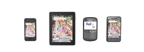 fedex mobile fedex mobile solutions