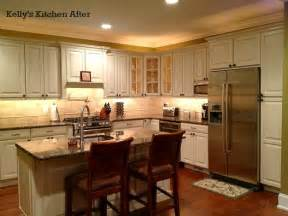 French Country Cabinets - 6 dramatic kitchen makeovers hooked on houses