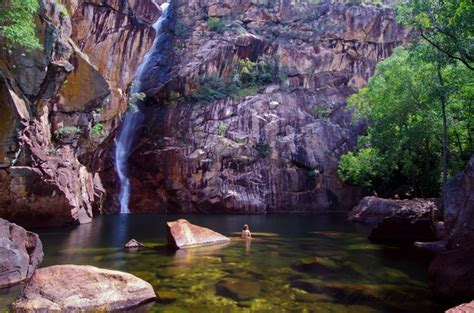 motor car falls stunning motorcar falls kakadu national park x photorator