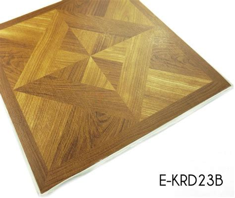 Anti slip Self Adhesive Vinyl Flooring Tiles   TopJoyFlooring