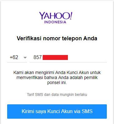 cara membuat yahoo mail via hp cara membuat email yahoo di pc hp android terbaru 2018