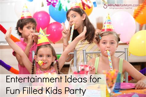 party themes hilarious entertainment ideas for fun filled kids party 5 minutes