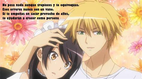 imagenes de amor en anime frases de amor con imagenes de amor romantico especiales