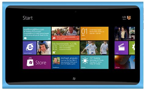 Tablet Nokia windows 8 tablets coming to nokia by june 2012 and more