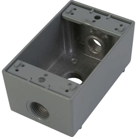 home electric box sharkbite 1 2 in washing machine outlet box 24763 the home depot