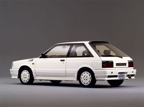 nissan sunny b12 1989 nissan sunny 305re nismo automatic related infomation