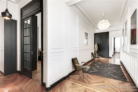 Deco Appartement Haussmannien by Appartement Haussmannien Dans Le Centre De
