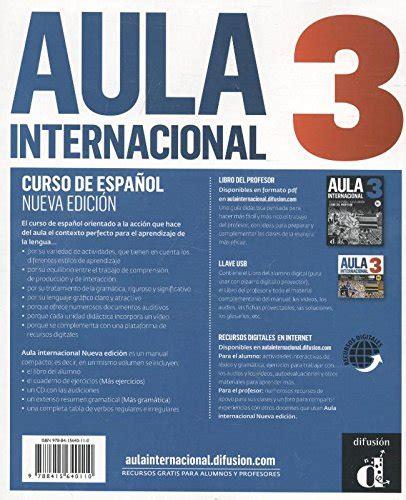 aula internacional nueva 8415640110 aula internacional nueva edicion libro del alumno con espansione online con cd audio per le